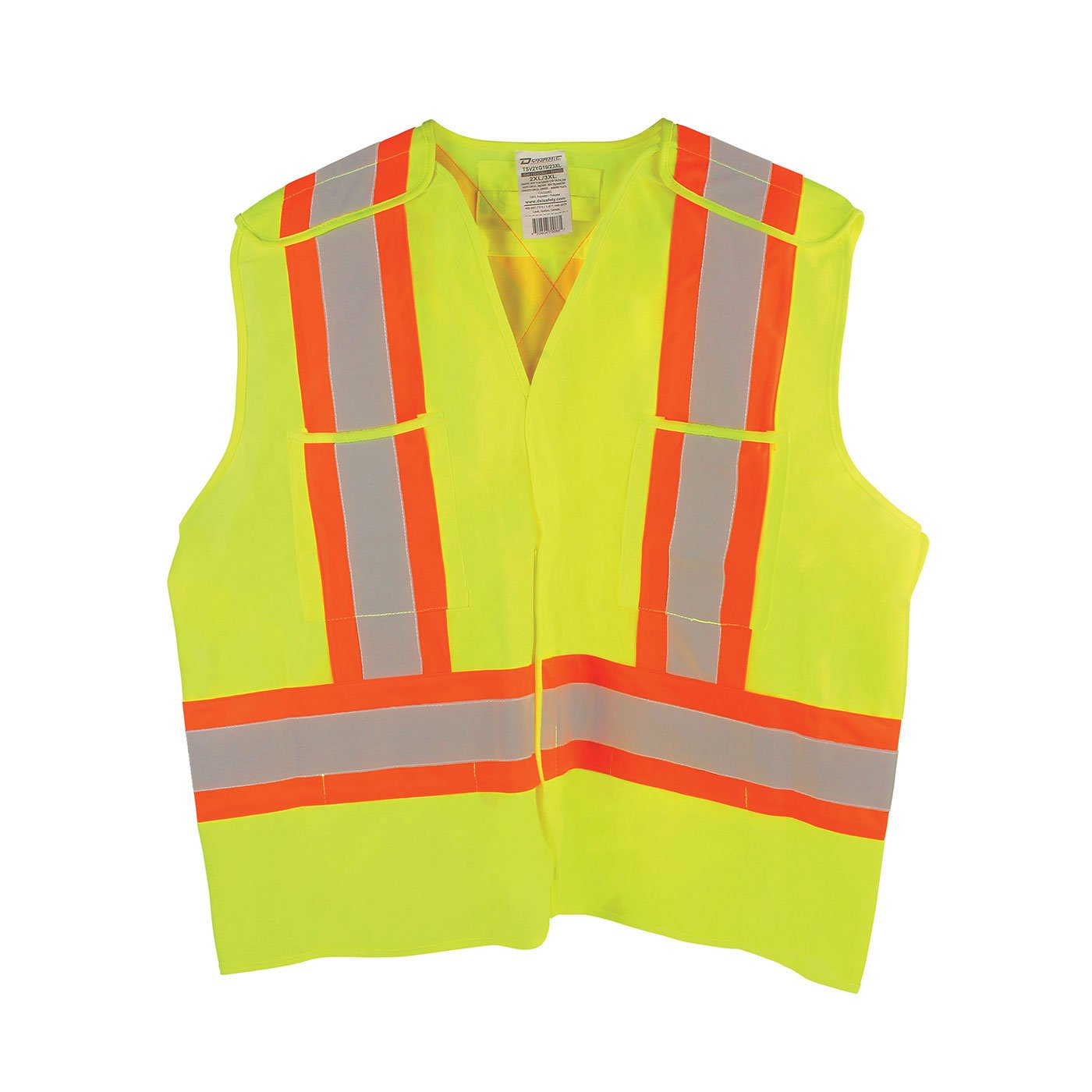CSA Safety Vest Yellow